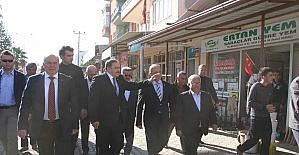 Bakan Eroğlu, Seydikemer ve Fethiye'de toplu açılış yaptı