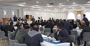 Bakan Yardımcısı Öztürk'ün Bitlis ziyareti