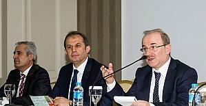 Bakan Yardımcısı Öztürk'ün Van ziyareti