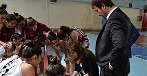 Bandırma Bayan Basketbol hedef yükseltti