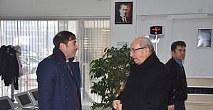 Başkan Albayrak, Çorlu'da incelemelerde bulundu