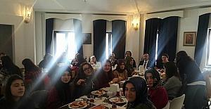 Başkan Altun YGS sınavı öncesinde öğrencilerle buluştu