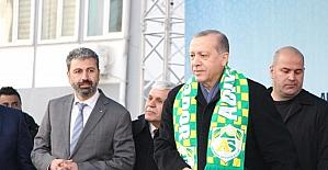 """Başkan Dimez: """"Tek kelimeyle muhteşemdi"""""""