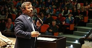 Başkan Karabacak, Darıcalı gençlerle buluştu