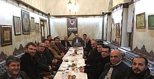 Başkan Mustafa Önsay: İstikrar için 'evet' diyoruz