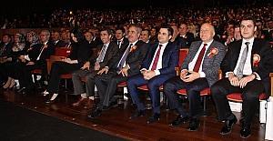 Başkan Sekmen kamusal alan peyzajında Türkiye'nin en iyisi seçildi