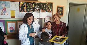 Bayan Kamçı'dan ZİÇEV'e Ziyaret