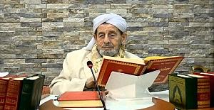 Bediüzzaman'ın talebesi Said Özdemir anıldı