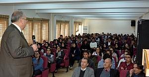 Belediye Başkanı Kutlu Adıyaman Anadolu Lisesi öğrencileriyle buluştu
