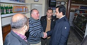 """Belediye Başkanı Yaşar Bahçeci: """"Esnaf ve Sanatkar ülkemizin bel kemiği"""""""