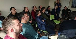Beyaz Melekler seminerlere başladı