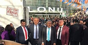 Bilecikli başkanlar Ankara'da