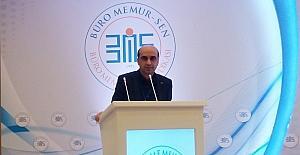 Büro Memur-Sen Mardin Şube Başkanı Ümit Unat: