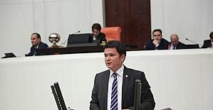 Bursa Milletvekili Aydın'dan yol açıklaması