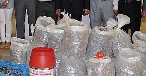 Büyükşehir, 2016'da bin 300 tona yakın tıbbi atık, bitkisel atık yağ ve atık pil topladı