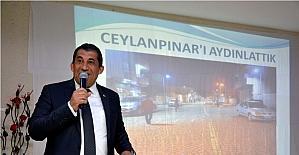 Ceylanpınar Belediyesi Halk Danışma Meclisi toplantısı