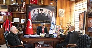 Dağdelen'den Demirciye taziye ziyareti