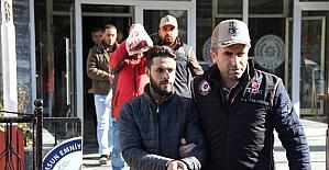 DEAŞ operasyonu zanlısı 3 Iraklı adliyeye sevk edildi
