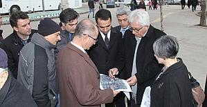 Elazığ'a yeni kent meydanı projesi için yarışma yapılacak