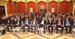 Elazığ'da, 'Çalışma Hayatında Milli Seferberlik' bilgilendirme toplantısı yapıldı