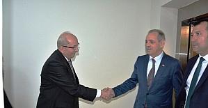 Eski Vali Salihoğlu, adının verildiği okulun devir teslimi için Tekirdağ'a geldi