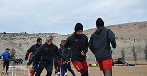 Evkur Yeni Malatyaspor'da Altınordu mesaisi başladı