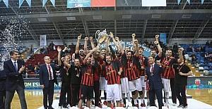 Federasyon Kupası Eskişehir Basket'in
