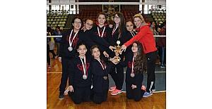 Gaziantep Kolej Vakfı'nın voleybol başarısı