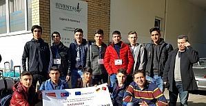 Gaziantepli öğrenciler Almanya'da