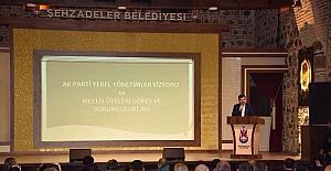 Genel Merkezden AK Partili meclis üyelerine eğitim