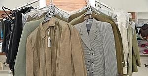 Giysi Bankası'ndan 191 kişiye kıyafet yardımı