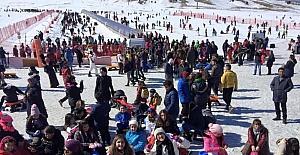 GKV'liler kayak eğitim kampında çalışmalara başladı
