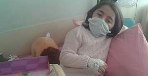 Grip için gittiği hastanede karaciğerinden oldu