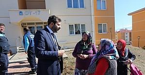 Gürsu Belediyesi'nden engellilere yardım