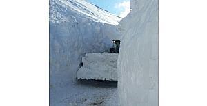 Hakkari'de 5 köy ulaşılma kapandı