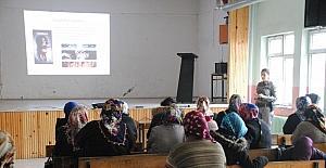 Jandarmadan seminer faaliyeti