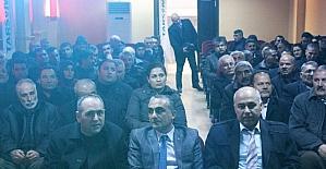 Karakoyunlu'da TARSİM bilgilendirme toplantısı