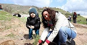 Karşıyaka'da yeşil seferberlik