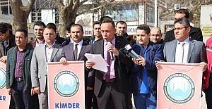 KİMDER Başkan Yardımcısı Mustafa Şahingöz: