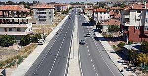 Konya'da 2016'da yola 284 milyon lira harcandı