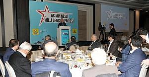 Konya'da Asımın Nesli Milli Gençlik Projesi başladı