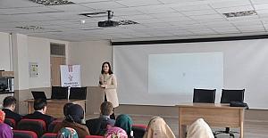 """Köprüköy'de """"Aile İçi İletişim"""" semineri"""