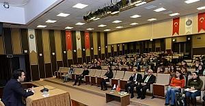 KSÜ'de kamu denetimi konferansı