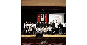 Lise öğrencileri köy okulları için yardım konseri düzenlendi
