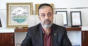 Malatya Ticaret Borsası Başkanı Özbey: