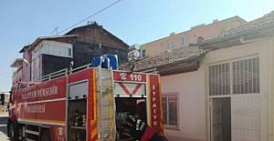 Malatya'daki yangında maddi hasar meydana geldi