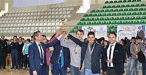 Mardin'de satranç turnuvası sona erdi