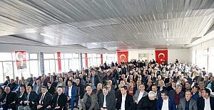 Marmarabirlik Mudanya Koopertafi mali genel kurulunu yaptı