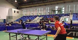 Masa Tenisi 3. Lig müsabakaları Marmaris'te yapıldı