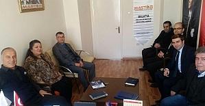 MASTÖB Ankara Şubesi yeni yerine taşındı